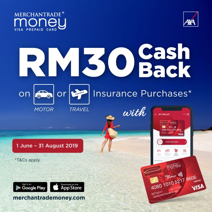 Merchantrade Money   Up To RM30 Off On Insurance Purchase ...
